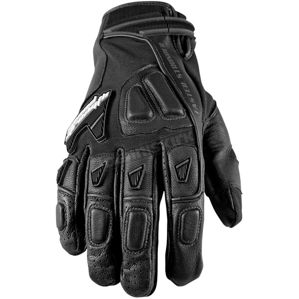 Speed and Strength Moment Of Truth 2.0 Leather-Textile Gloves - 87-5132