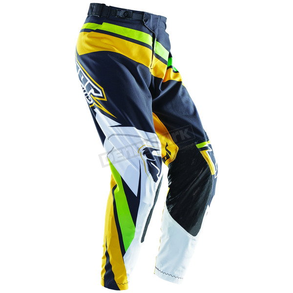 Thor Green Prime Slice Pants - 2901-4624