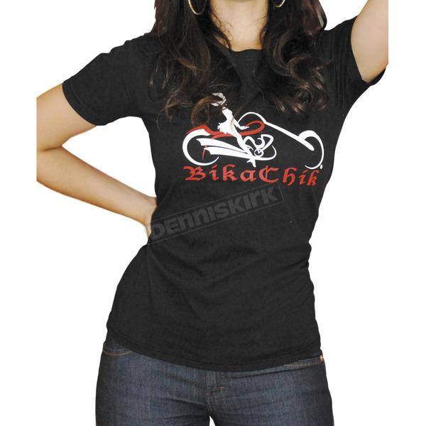 BikaChik Ladies Signature T-shirt - BC10010