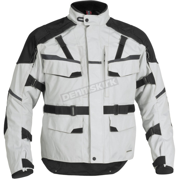 Firstgear Jaunt T2 Silver/Black Jacket - 515663