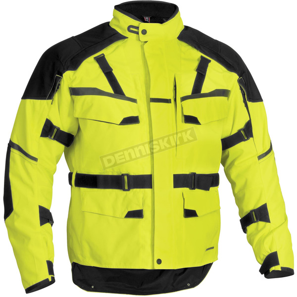 Firstgear Jaunt T2 Dayglo/Black Jacket - 515679