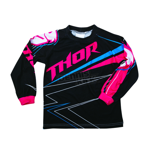 Thor Youth Pink Stripe PJ's - 3070-0808