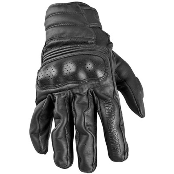 Speed and Strength Leather Strip Search Gloves - 87-6327