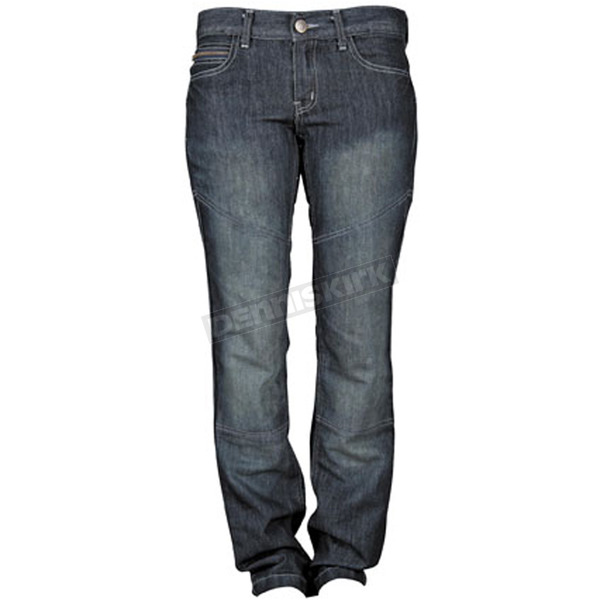Speed and Strength Womens Motolisa Jeans - Long - 87-6641