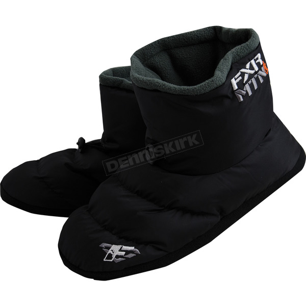 FXR Racing Black Slip-On Boots - 14813.10005