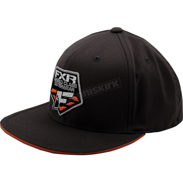 FXR Racing Charcoal WCO Hat - 14701.20015