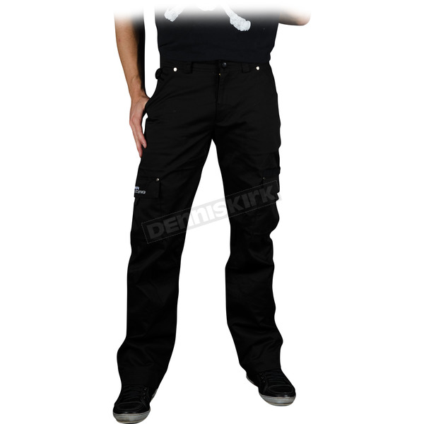 FXR Racing Black Workwear Pants - 14857.10040