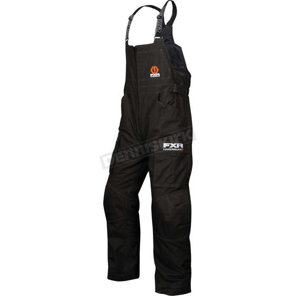 FXR Racing Black Hardwear Pants - 13190.10010