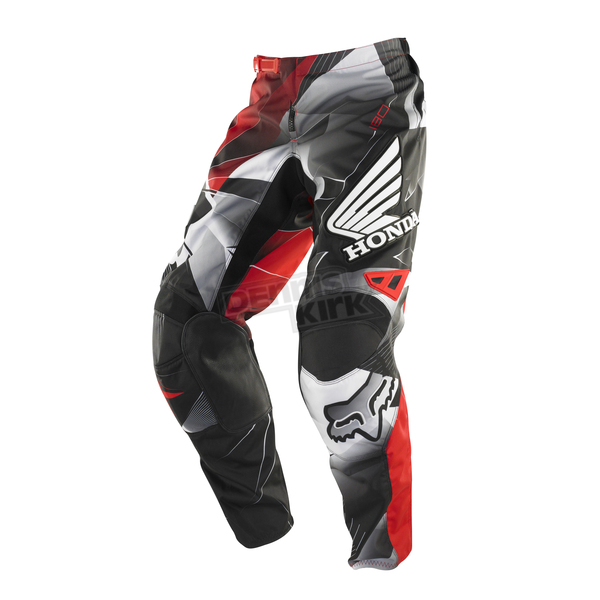 Fox Red 180 Honda Pants - 08303-003-28