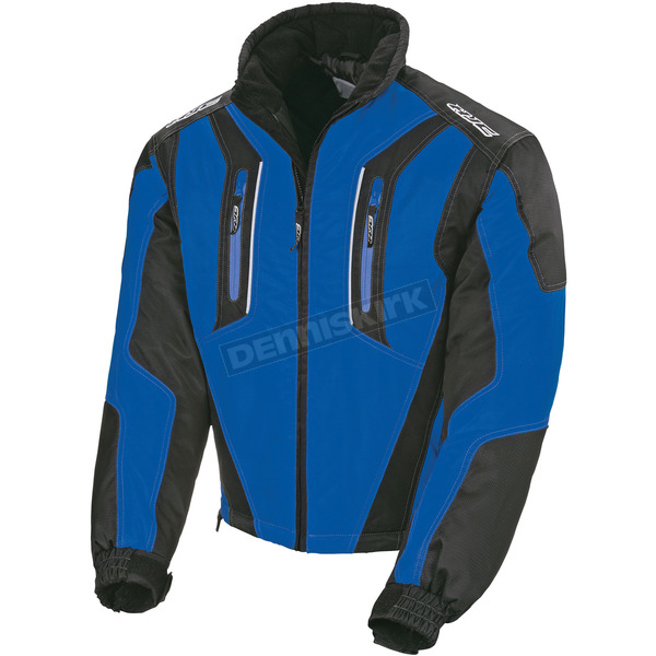 HJC Black/Blue Storm Jacket - 1404-023