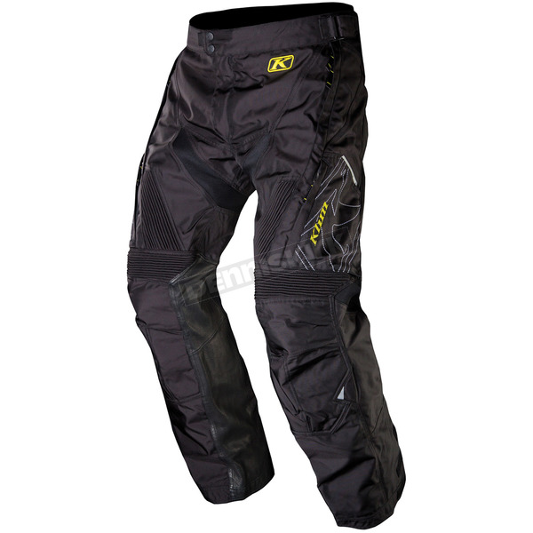 Klim Black Dakar Tall Pants - 3142-002-232-000