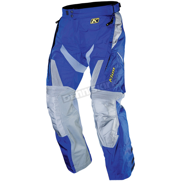 Klim Blue/Grey Dakar Pants - 3142-002-034-200