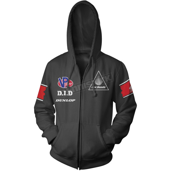 Honda Team Zip Hoody - 54-7363