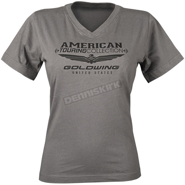 Honda Womens Goldwing Touring T-Shirt - 54-7423