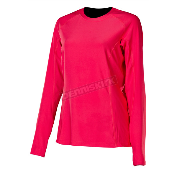 Klim Womens Geranium Solstice Shirt (Non-Current) - 4020-001-140-700
