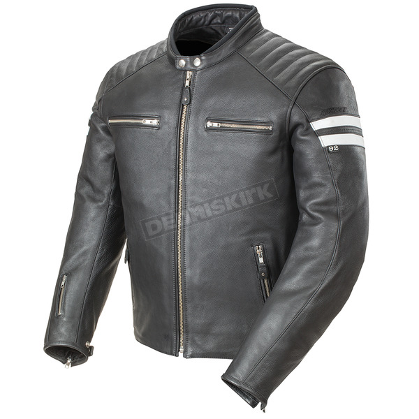 Joe Rocket Black Classic '92 Jacket - 1326-1002