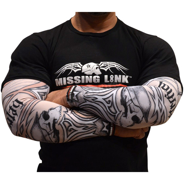 Missing Link Cherokee Wisdom Tribal Tattoo Sleeves - APCWM