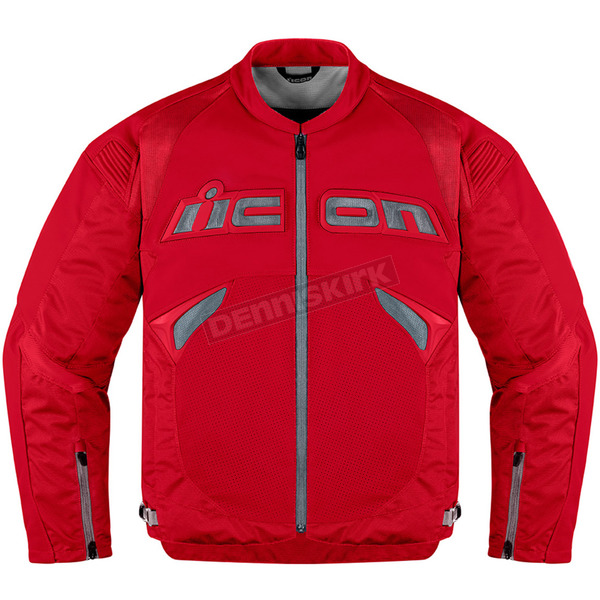 Icon Red Sanctuary Jacket - 2810-2425
