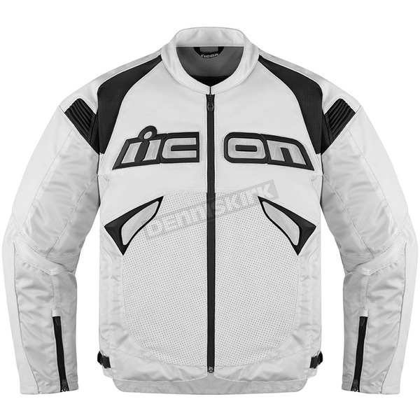 Icon White Sanctuary Jacket - 2810-2433