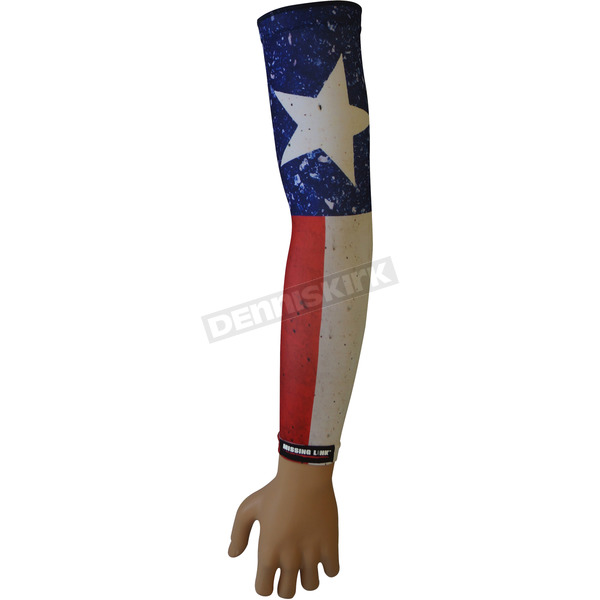 Missing Link Republic of Texas Tattoo Sleeves - APROTX