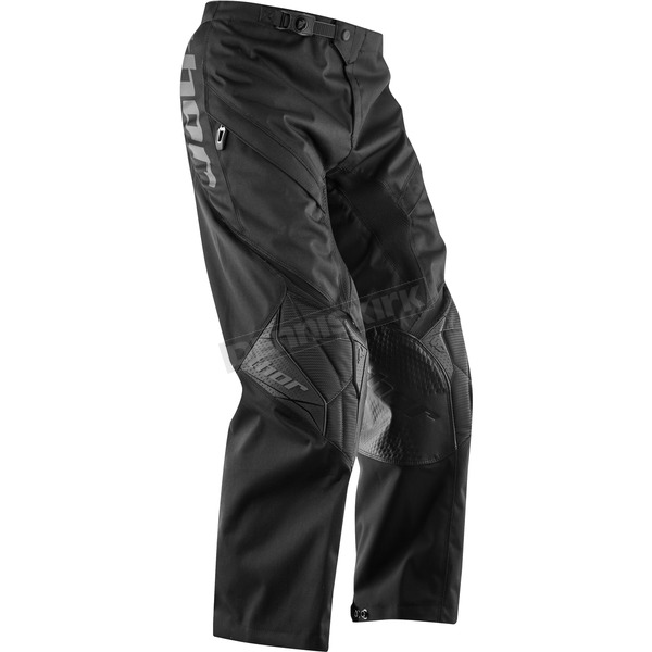 Thor Womens Black Phase Off Road Pants - 2902-0155