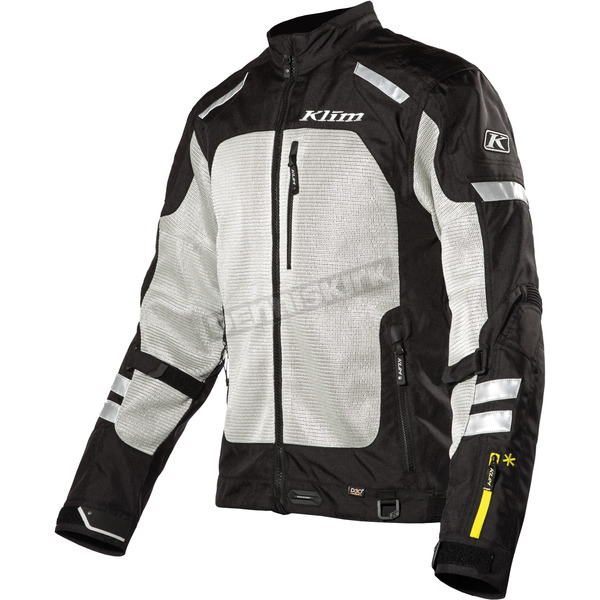 Klim Gray/Black Induction Jacket - 5060-000-130-600