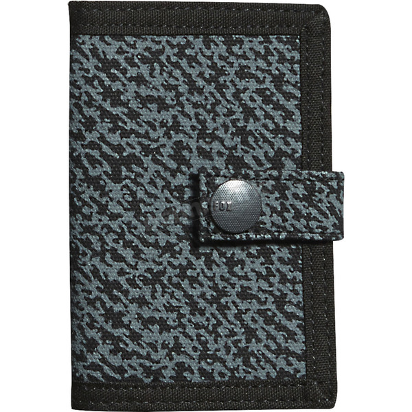 Fox Black Subtle Bi-Fold Wallet - 10746-001-OS