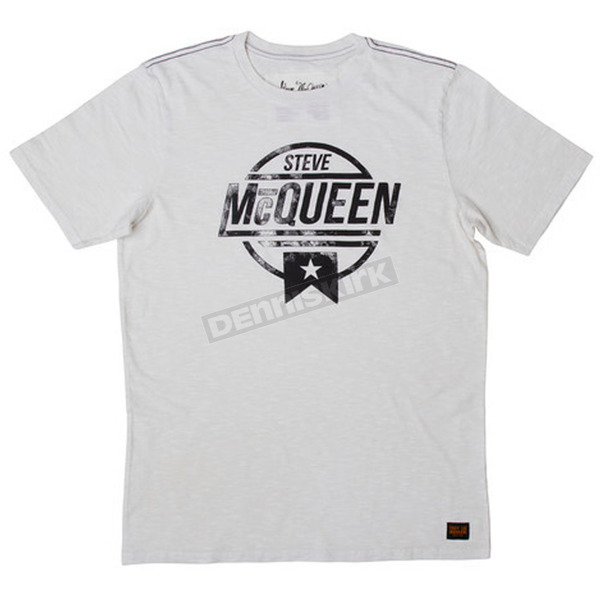 Troy Lee Designs Off White Mcqueen Flyer T-Shirt  - 6232-3109