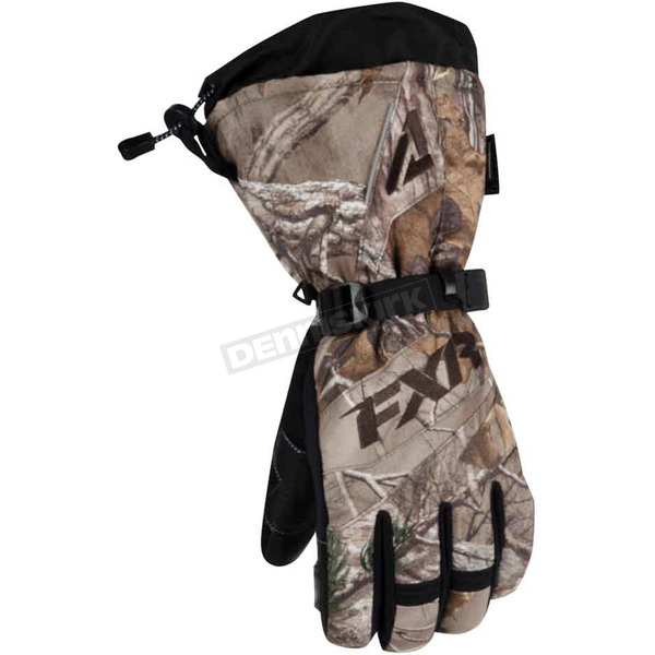 FXR Racing Realtree Xtra Fuel Gloves - 15606.33313