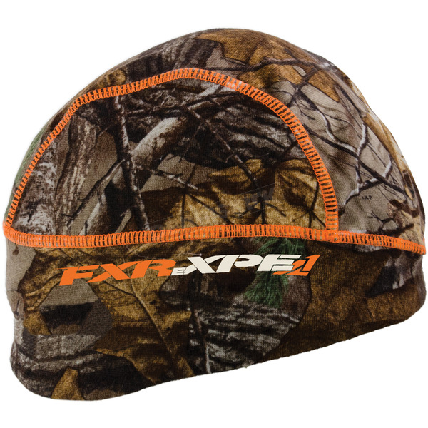 FXR Racing Realtree Xtra Camo 100 Percent Merino Mission Beanie - 15700.33300
