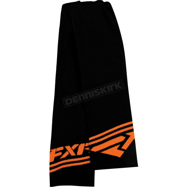 FXR Racing Black Scarf - 15704.30100