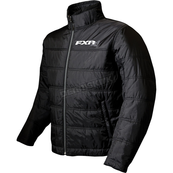 FXR Racing Black Block Heater Jacket - 15123.10010