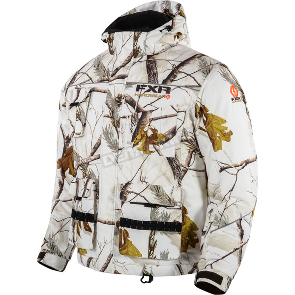 FXR Racing AP HD Snow Camo Hardwear Jacket - 15118.03316