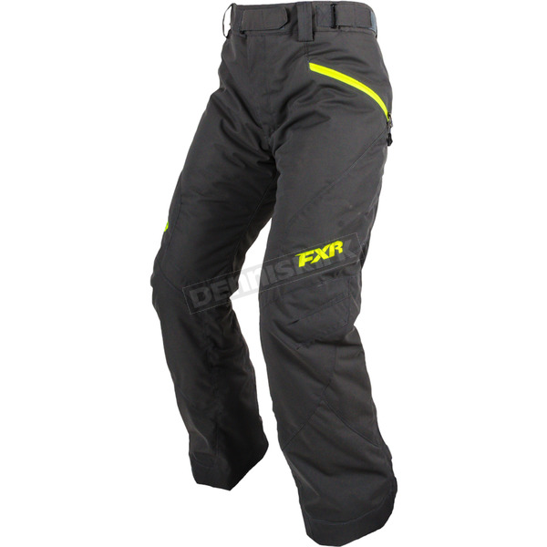 FXR Racing Womens Charcoal Fresh Pants - 15260.20008