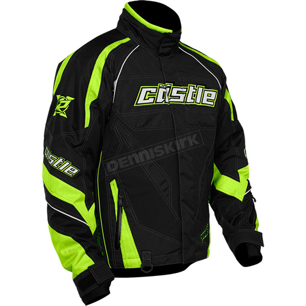 Castle X Hi-Vis Charge G2B Jacket - 70-9354
