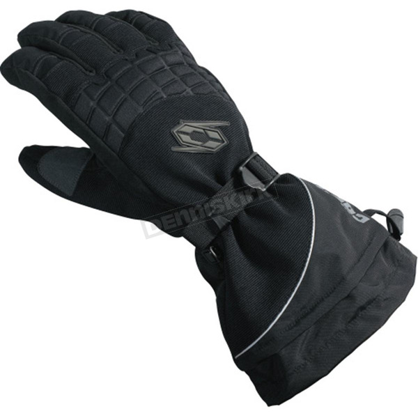 Castle X Black Mission Gloves - 74-2679T
