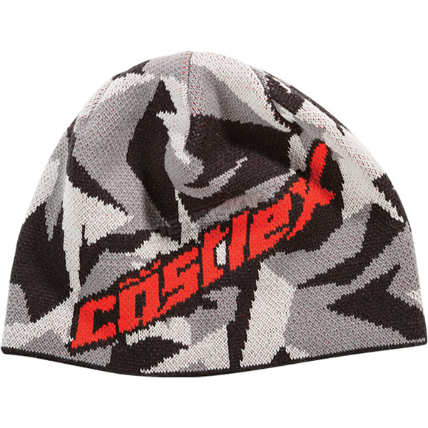 Castle X Red Shattered Beanie - 98-3160
