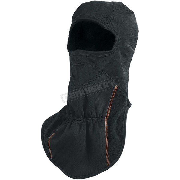 Castle X Black Barrier Balaclava - 77-111