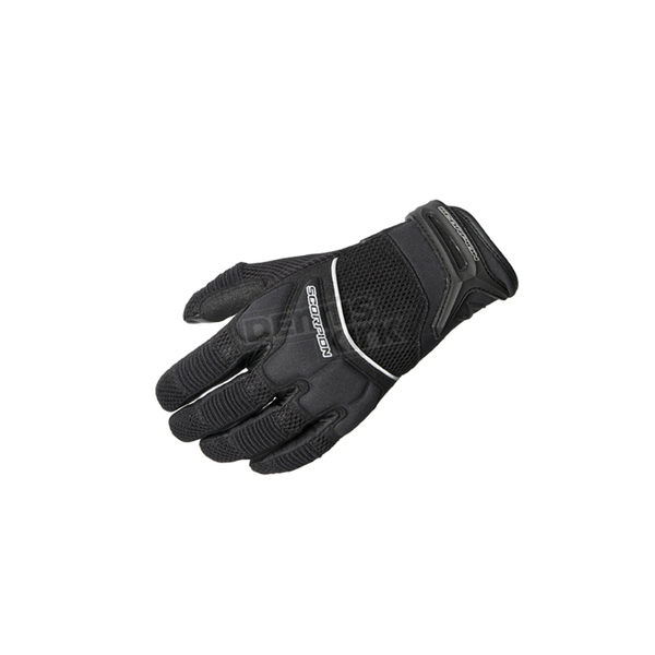 Scorpion Womens Black Coolhand II Gloves  - G54-034