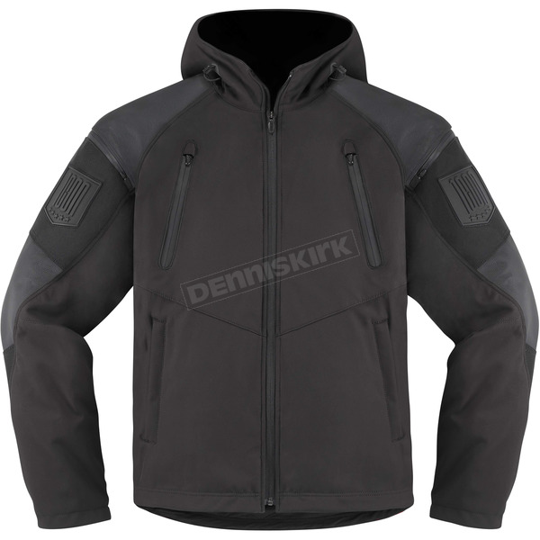 Icon 1000 Stealth Basehawk Jacket - 2820-3283