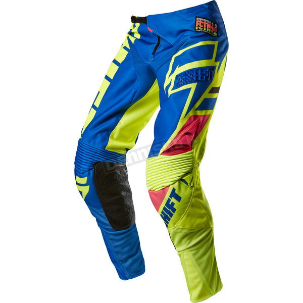 Shift MX Blue Faction Mainline Pants  - 11412-002-28