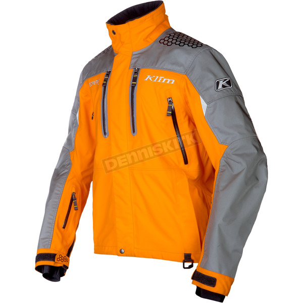 Klim Orange Valdez Parka - 3570-006-160-400