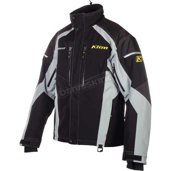 Klim Black Vector Parka - 4047-001-130-000