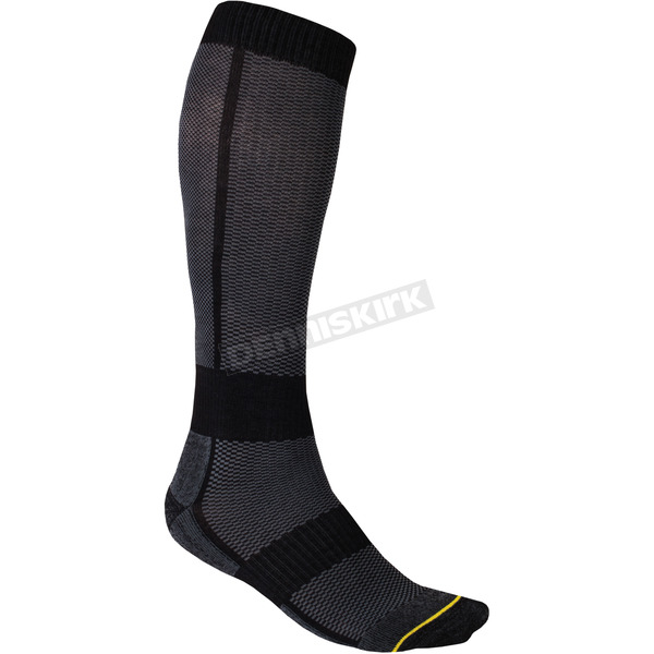 Klim Gray Vented Socks - 6004-001-140-600