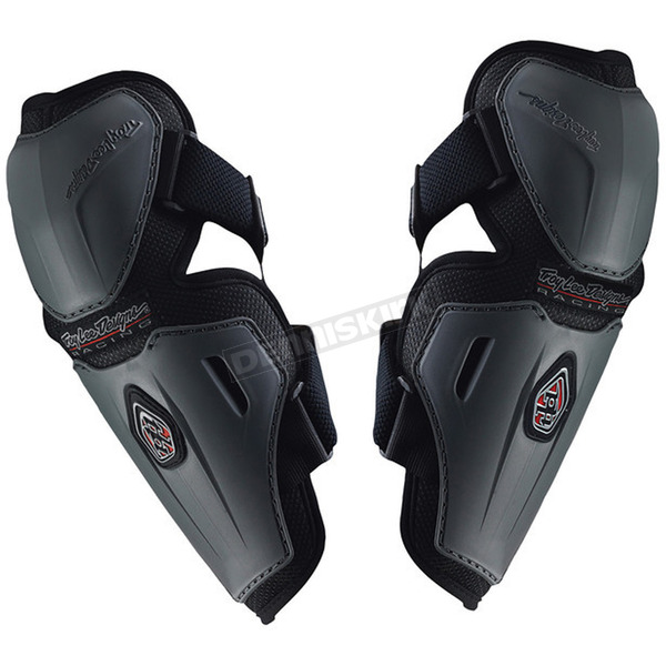 Troy Lee Designs Youth Gray Elbow Guards  - 546003900