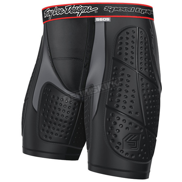 Troy Lee Designs Black 5605 Protection Short - 524003205