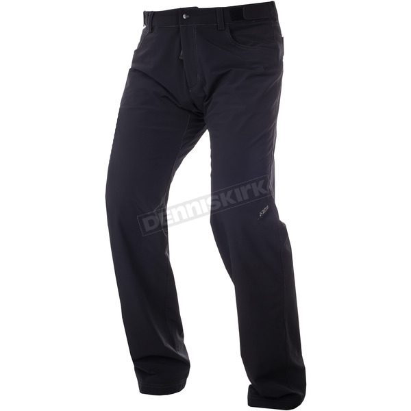 Klim Black Transition Pants - 3254-000-140-000