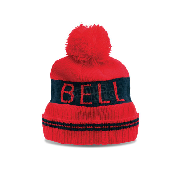 Bell Helmets Red/Black Retro Beanie - 7022668