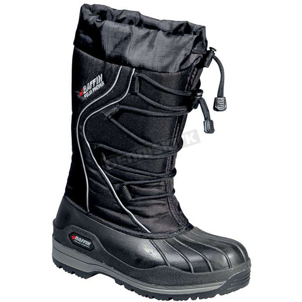 Baffin Womens Black Ice Field Boots - 4010-0172-09