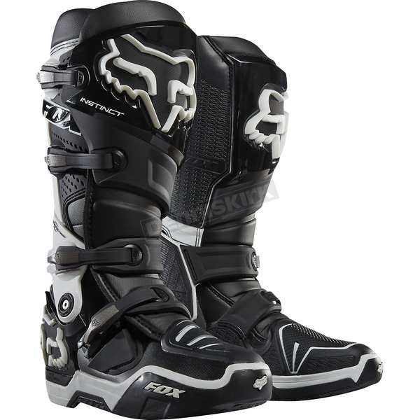 Fox Black Instinct Boots - 12252-001-8